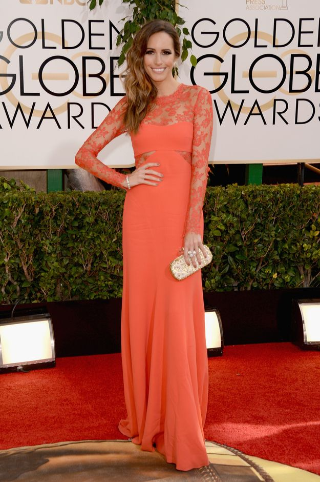 The 71th Annual Golden Globe Awards Arrival Special 2014