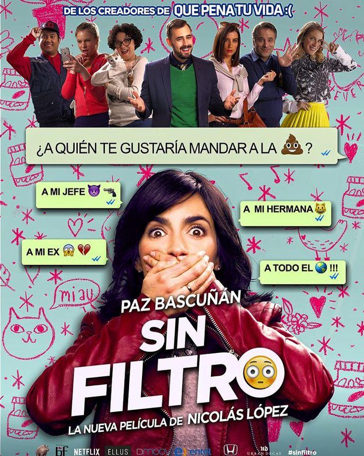 """""""SIN FILTRO"""" de Nicolás López Llegará a Netflix este Junio, esta fue la gran noticia que nos adelantó, el director chileno que habla totalmente sin ..."""