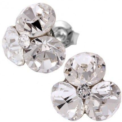 cercei mireasa cu cristale http://www.bijuteriifrumoase.ro/cumpara/cercei-cristale-swarovski-tripple-xilion-ss34-black-white-1603