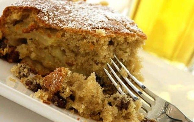Κέικ μήλου - iCookGreek