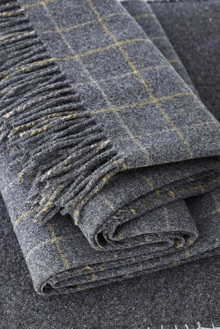 Titley & Marr blanket from Pad UK.
