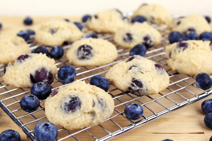 Blueberry Yogurt Cookies – Mind Over Munch