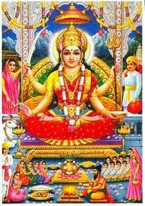 Hindu Images — hinduimages:   108 names of goddess lakshmi with...