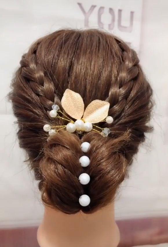 elegant bun hairstyles elegant bun hairstyles