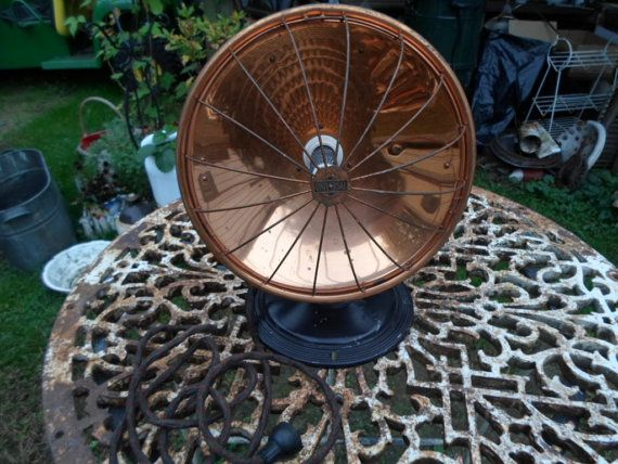 Vintage 1920s To 1930s Universal Electric Heater