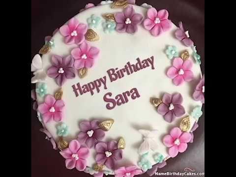 Image result for happy birthday sara