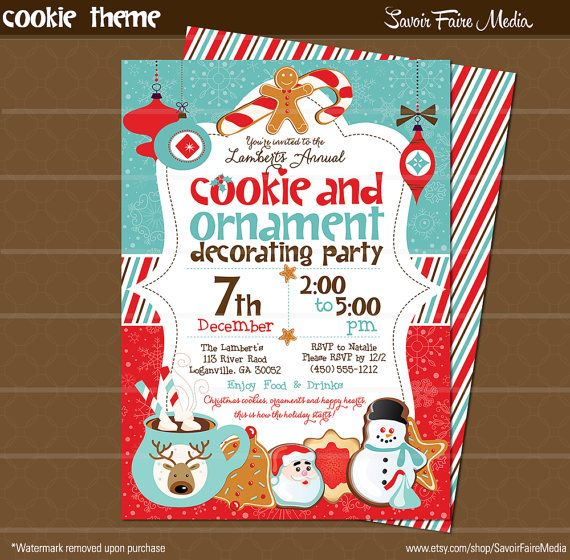 1000+ Images About Christmas Holiday Invitation And Party