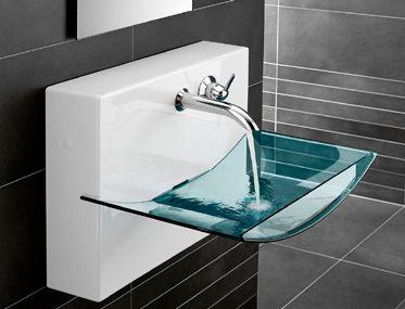1000 id es sur le th me lave main wc sur pinterest toilette avec lave main petit lave main et. Black Bedroom Furniture Sets. Home Design Ideas