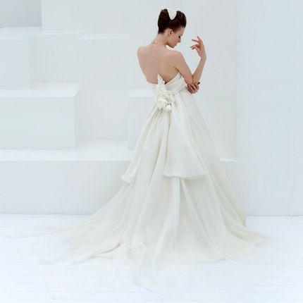 DRESS LIST 11 Dress ドレス Micie.motoazabu・ミーチェ 元麻布 Modern kimono inspired wedding dress by Japanese designer Micie