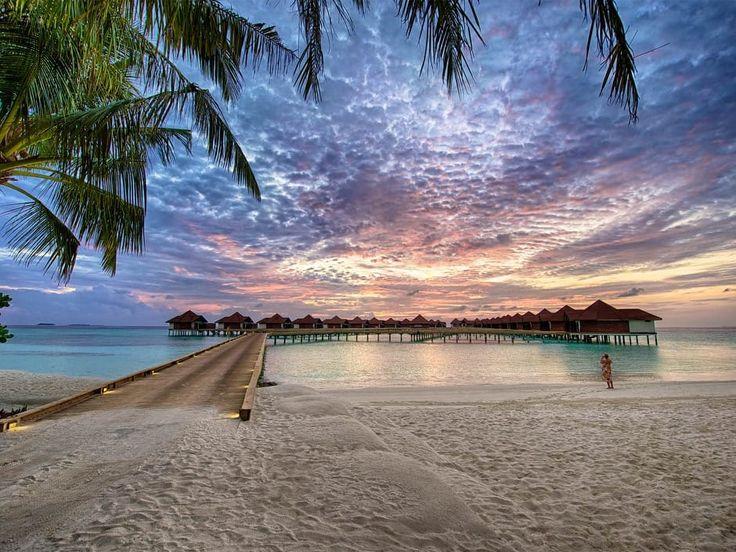 ROBINSON CLUB MALDIVES, Maldive, spiaggia mozzafiato