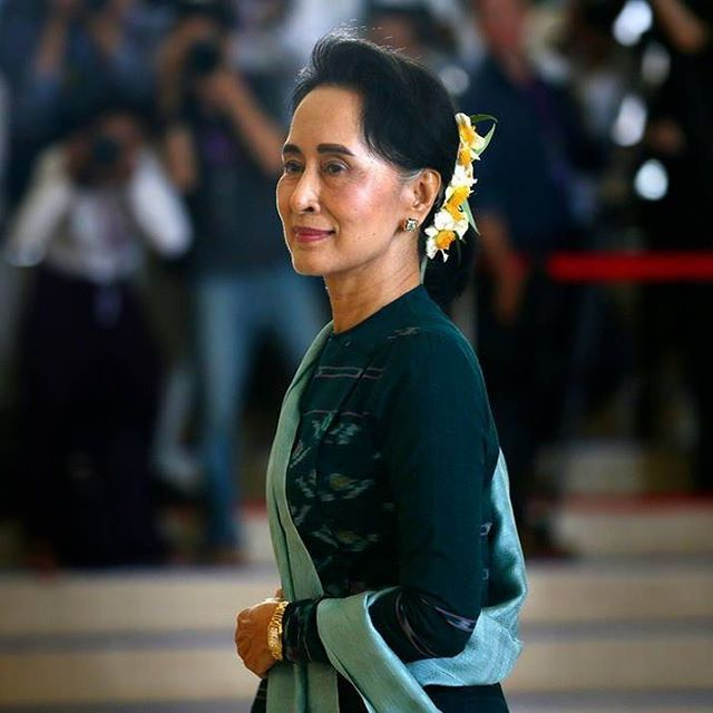 Aung San Suu Kyi, 1945 - Present  Having spent 15 of the past 21 years imprisoned, Aung San Suu Kyi was finally released from house arrest on 13th November 2010. She was greeted by a huge crowd of supporters at the gates of her Rangoon residence. Upon her release Aung San Suu Kyi rejoined the National League for Democracy and in the 2012 elections won a seat in parliament. She attended parliament for the first time of 9th July 2012. Aung San Suu Kyi was prevented from running for the...