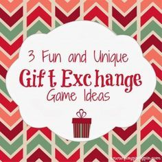 The 25+ best Christmas gift exchange games ideas on Pinterest ...