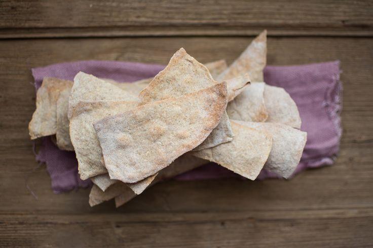 ··· Crème de Cassis ··· : Schiacciate azzime alle tre farine