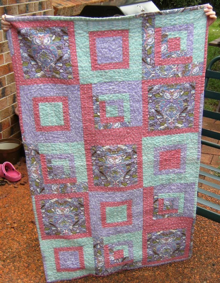 Jocie's quilt
