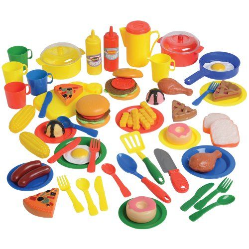 Play food clipart the image kid has it for Art cuisine evolution 10 piece cooking set