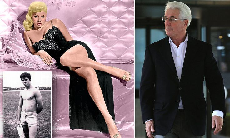 So what did Max Clifford witness at Diana Dors' libidinous parties? #DailyMail