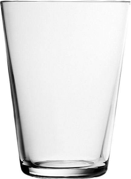 Iittala - Kartio Glass 40 cl clear 2pcs - Iittala.com