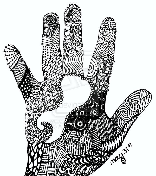 Mehndi Zentangle : Best images about hands zentangle on pinterest henna