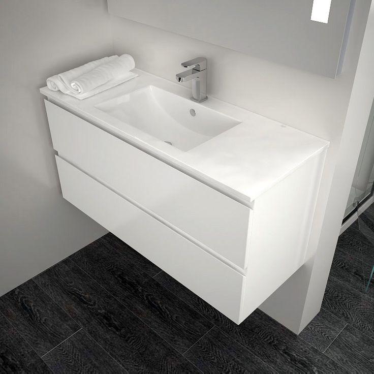 les 25 meilleures id es de la cat gorie meuble lave main. Black Bedroom Furniture Sets. Home Design Ideas