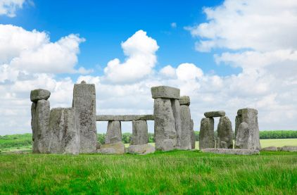 The prehistoric stone circles in the middle of the English countryside remain a mystery, but they sure are cool to look at. The iconic stone blocks that make up the famous structure weigh in at more than 45 tons and measure up to 24 feet. How they got there and who moved them is a question that still puzzles experts.