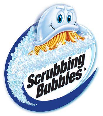 Coupon rabais Scrubbing Bubbles