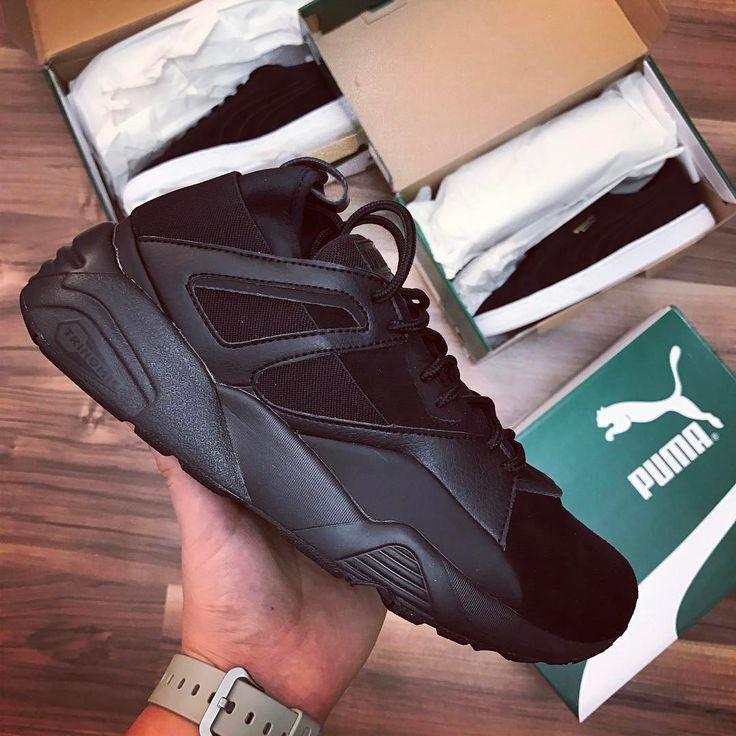 "25 mentions J'aime, 1 commentaires - Луцьк online Shop (@a.sh_company) sur Instagram: ""Виконане замовлення Коштували клієнту: 75$ #puma #socks #black #allblack #sneakers #lutsk"""