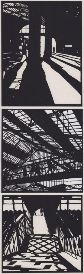 Callum Russell - Paddington Station: