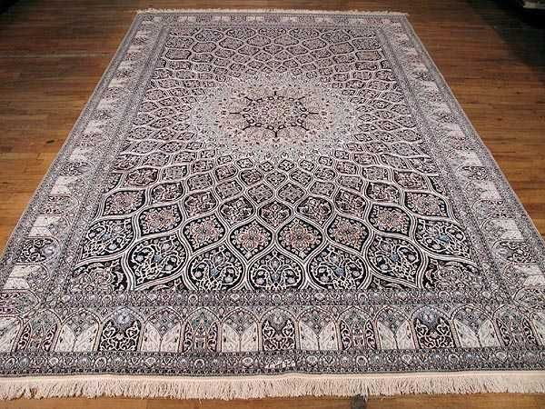 Nain Carpet Persian Handmade Size 3x2 Meter For The