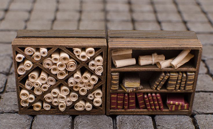 Frostgrave bookcase.   Well done.