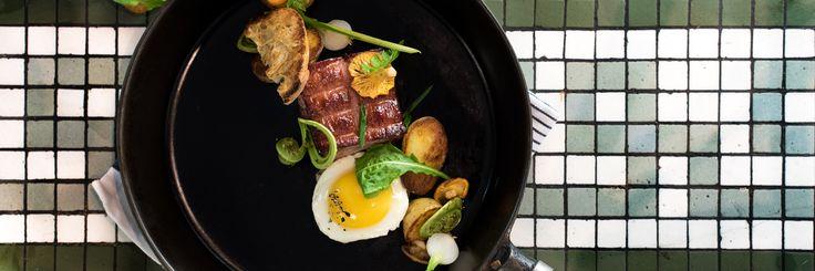 Brunch - Menus du moment - Restaurant - Cuisine du Marché / Le Clocher Penché Bistrot