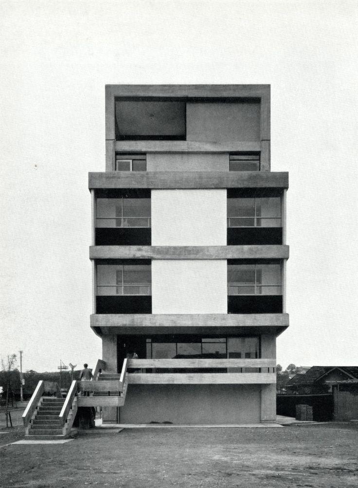 rudygodinez:  Yoshinobu Ashihara, Iwasaki Dressmaking School, Yokahama Ladies' Center, (1957-1961)