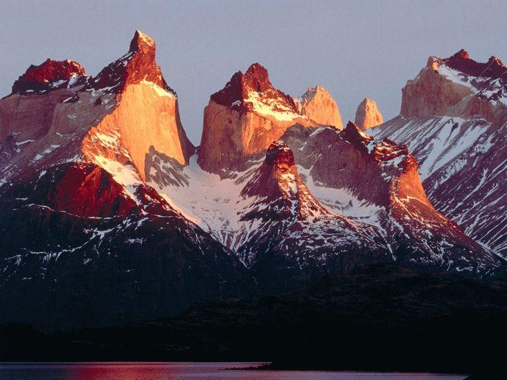 """Torres del Paine"". XII Region, Chile."