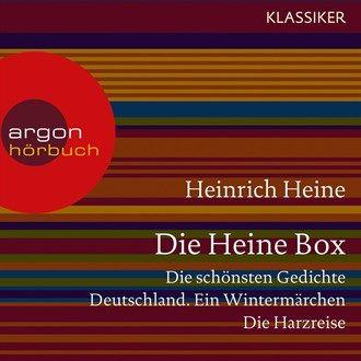 Die Heine Sammlung - Die schönsten Gedichte, Deutschland. Ein Wintermärchen, Die Harzreise (Ungekürzte Lesung) von Heinrich Heine im Microsoft Store entdecken