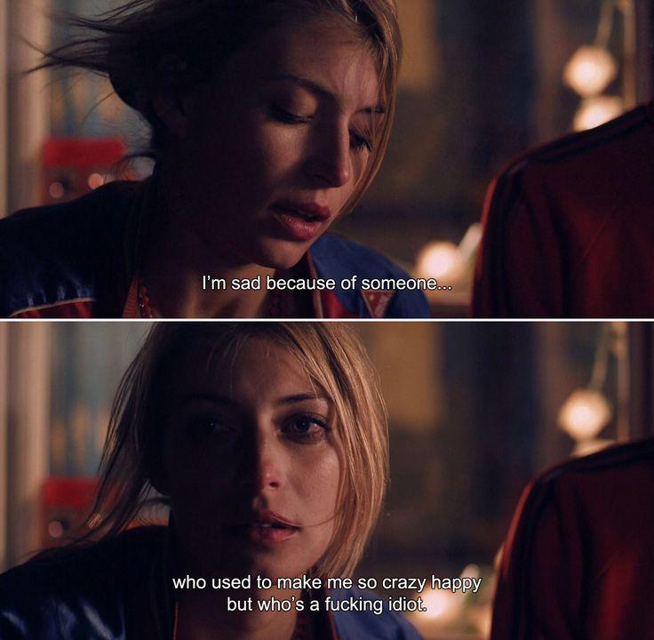 You Make Me Happy Quotes Tumblr: Simple Simon (2010) Jennifer: I'm Sad Because Of Someone
