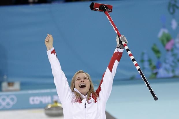 Canada beat Sweden to take women's curling gold