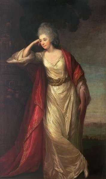 Yankee Doodle Spies - General Thomas Gage's wife,Margaret.