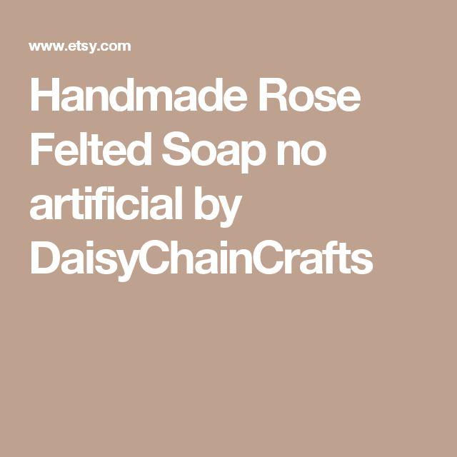 + ideas about Felted Soap on Pinterest | Needle Felted Animals, Felt ...