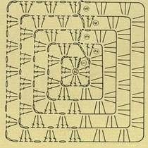 Idees gia ola: 60 IDEAS square pattern (BRADDER)