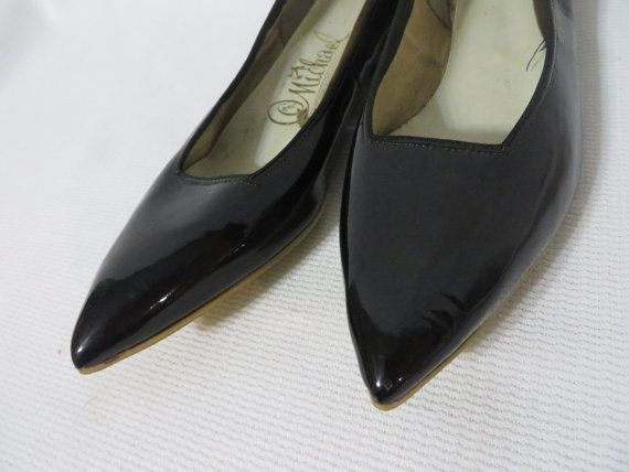 Vintage Shoes Deadstock late 1950s early by PopRocksNSodaVintage