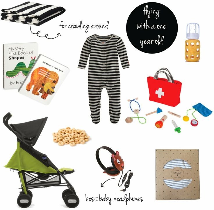 Flora  Fauna: flying/traveling with a one year old