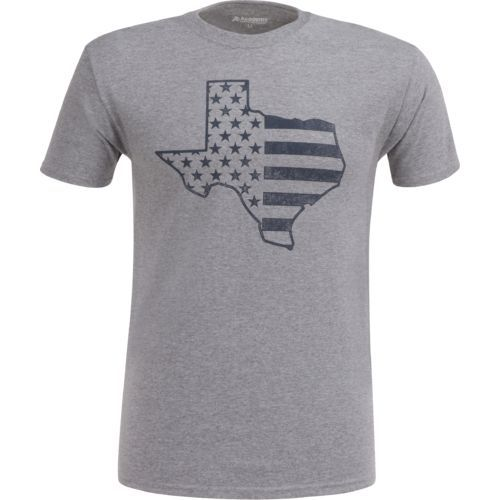 Academy Sports + Outdoors Men's Texas American Flag T-shirt