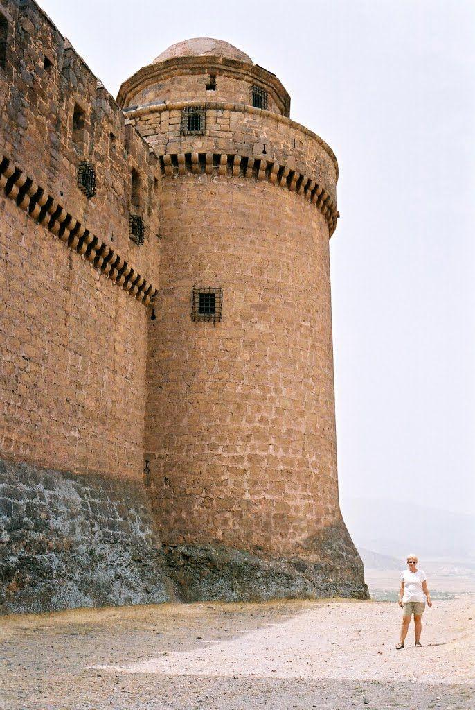 Castillo, La Calahorra, Granada  Spain