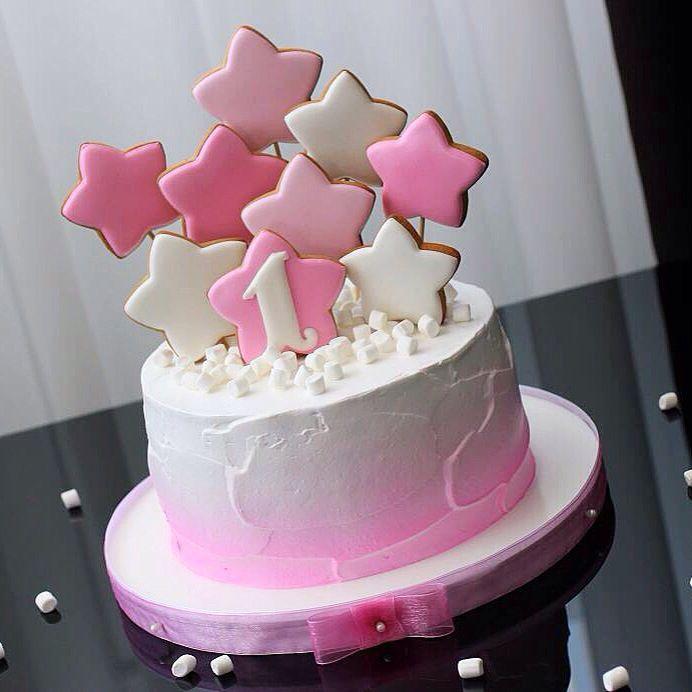 Торт с пряниками Звезды созданы для того, что б их зажигали✨✨ Всем хорошего начала недели‼️