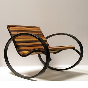 Recycled rocker