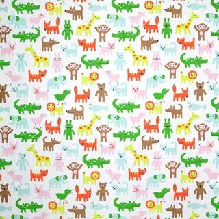 Zoo Oilcloth
