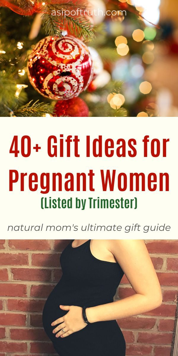 Christmas Gift Ideas for Pregnant Women - Best Gifts for ...