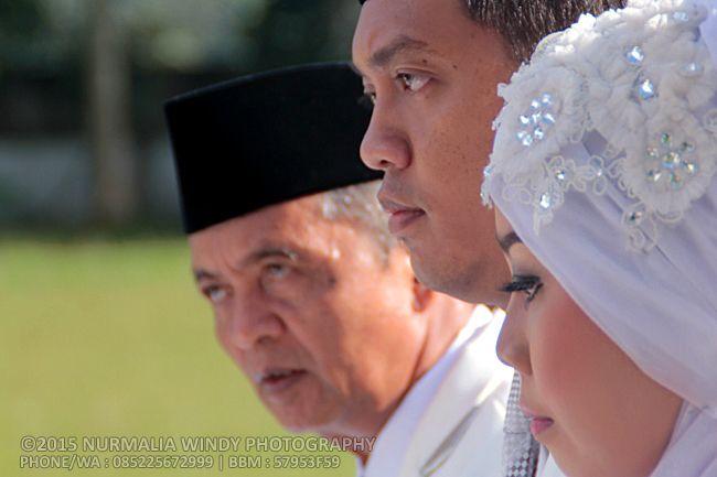 Nurmalia Windy - Fotografer Purwokerto | Windygraphy | Fotografer Wedding | Fotografer Prewedding: The Holy White Garden Wedding - Nurmalia Windy Wed...