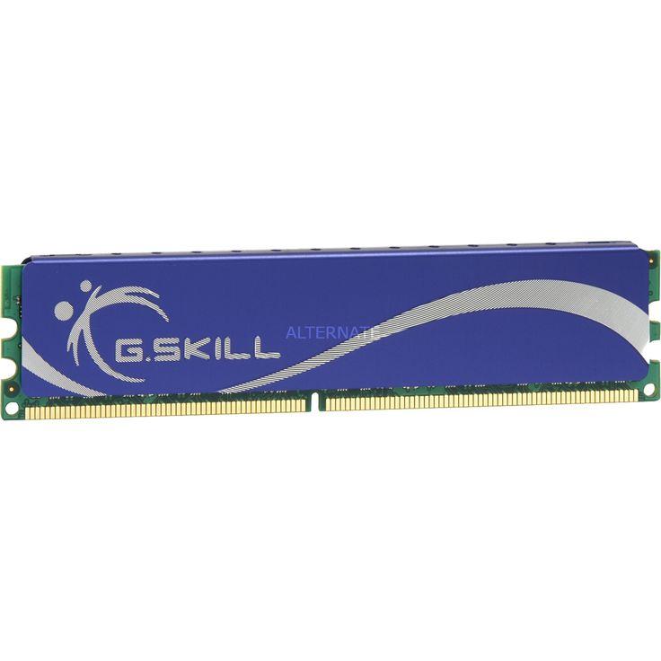 G.Skill DIMM 4 GB DDR2-800, Arbeitsspeicher F2-6400CL5S-4GBPQ, PQ-Serie