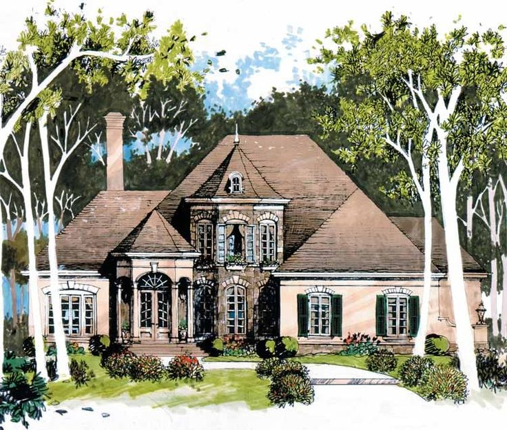 133 best house plans images on pinterest country houses master suite and southern house plans