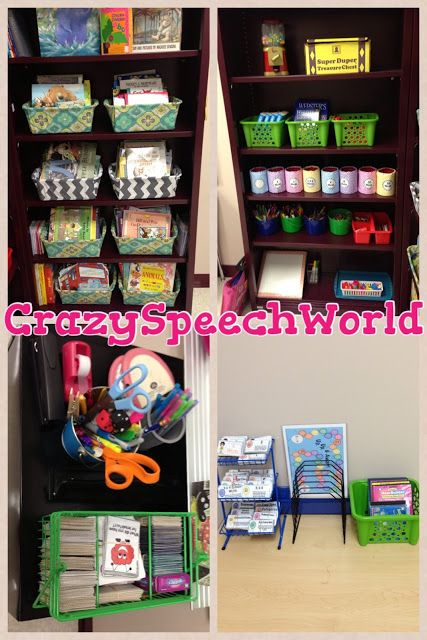 Crazy Speech World: Love It & List It: Organization {Linky}